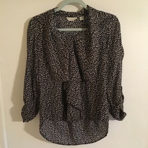 Anthro Tylho 11.1 Blouse